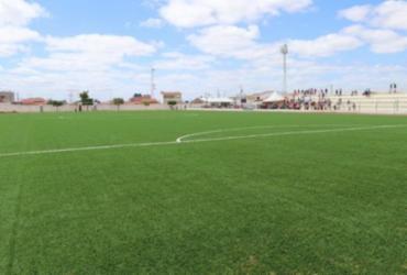 Reforma do estádio de Uauá é entregue pelo Governo da Bahia