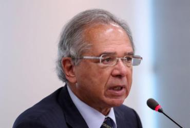 Desentendimento político interrompe reforma tributária, diz Guedes | Marcos Côrrea | PR