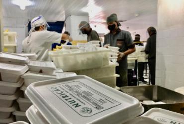 Restaurantes Populares atingem marca de 1,3 milhão de refeições servidas no ano | Foto: Divulgação I SJDHDS