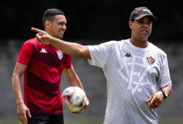 Rodrigo Chagas terá de correr contra o tempo para Vitória voltar aos trilhos | Letícia Martins | EC Vitória