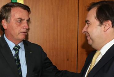 Presidente declarou em público seu apoio à candidatura de Arthur Lira à presidência da Câmara | Foto: Marcos Corrêa | PR - Marcos Corrêa | PR