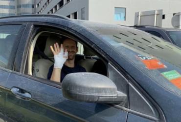 Fórmula 1: Grosjean recebe alta após acidente e diz que 'viu a morte' | Reprodução | Twitter | Roksana Ćwik
