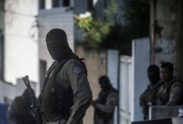 Polícia realiza operação no Nordeste de Amaralina  