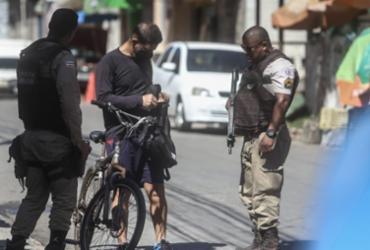 Operação no Nordeste de Amaralina: 50 ataques a policiais foram registrados pela SSP | Felipe Iruatã | Ag. A TARDE