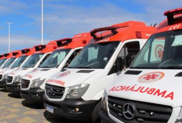 Salvador recebe 19 novas ambulâncias do Samu para ampliar atendimento | Paulo Almeida | SMS