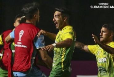 Defensa y Justicia elimina o Vasco e será o adversário do Bahia na Sul-Americana | Reprodução: Twitter / Conmebol