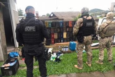 Mais um suspeito de mega-assalto a banco em Criciúma é preso; total de prisões sobe para 12 |