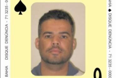 Suspeito de tráfico em Senhor do Bonfim é incluído no Baralho do Crime