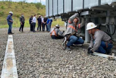Transformador reserva é enviado a Macapá | Divulgação | Ministério de Minas e Energia
