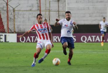 Bahia segura o Unión Santa Fé, arranca empate sem gols e avança na Sul-Americana | Bruno Queiroz | EC Bahia