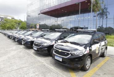 Polícia Civil da Bahia recebe 284 novas viaturas; investimento é de R$ 14 milhões | Fernando Vivas | GOVBA