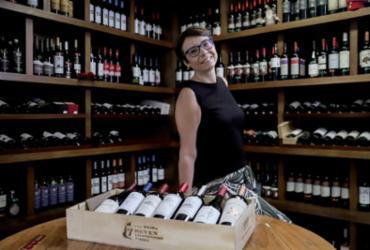 Vinho ganha status de bebida da quarentena | Uendel Galter | Ag. A TARDE