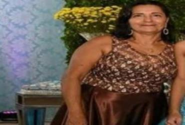 Idosa é morta a tiros por ex-genro em Xique-Xique