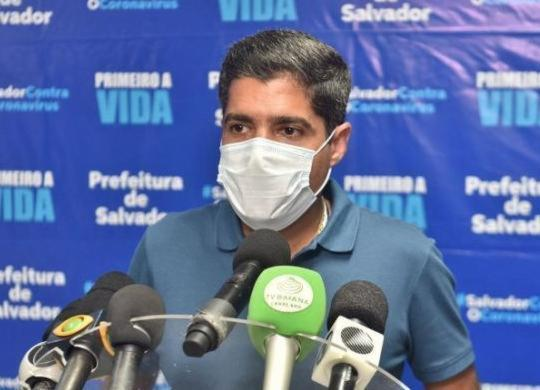 ACM Neto defende compra conjunta de vacinas com governo do Estado | Divulgação