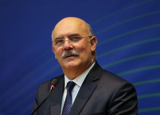 Ministro debate com entidades retorno das aulas presenciais | Fabio Rodrigues Pozzebom/Agência Brasil