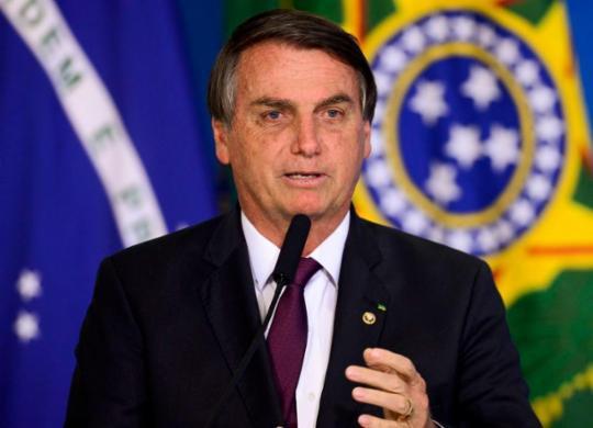 Bolsonaro vem a Salvador nesta sexta-feira para participar de evento religioso | Marcelo Camargo | Agência Brasil