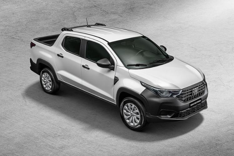 Nova Fiat Strada é sucesso de vendas