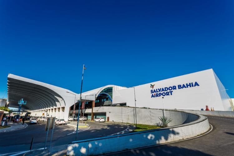 Tecnologia tem como objetivo tornar mais eficiente o processo de embarque nos aeroportos   Foto: Divulgação   Aeroporto de Salvador - Foto: Divulgação   Aeroporto de Salvador