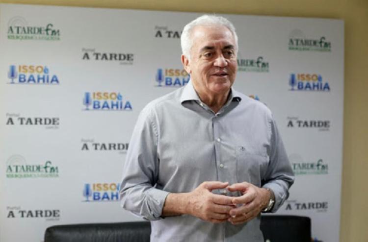 Otto disse que decisão não deve influenciar na tentativa de reeleição de Nelson Leal na AL-BA - Foto: Raul Spinassé | AG. A TARDE