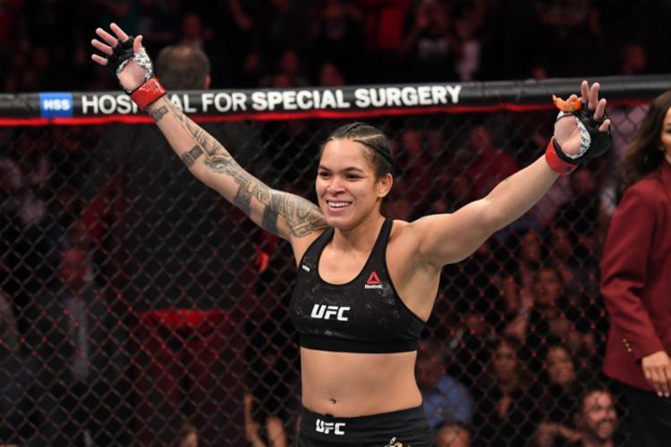 Agora, a lutadora deve 'abrir os trabalhos' em 2021 contra a australiana Megan Anderson no UFC 259, marcado para o dia 6 de março I Foto: Reprodução I UFC - Foto: Reprodução I UFC