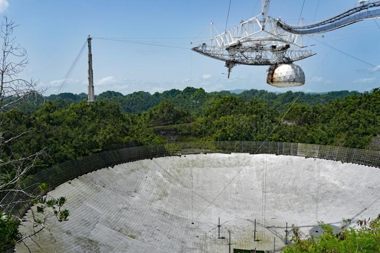 Queda do equipamento encerra 57 anos de descobertas astronômicas - Foto: Reprodução: Wikipedia