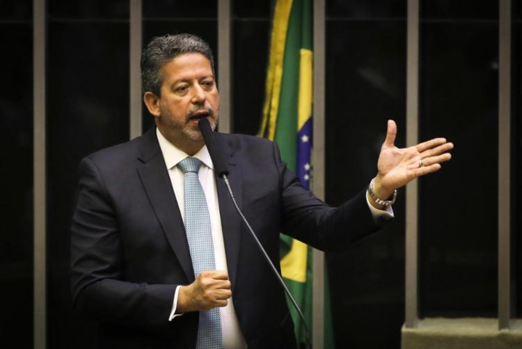 Com 186 votos declarados, Lira se aproxima dos 257 votos necessários para se eleger presidente da Casa - Foto: Divulgação