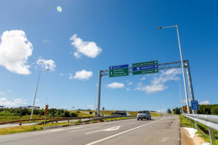 A empresa reforça que os condutores devem redobrar a atenção ao passar pelos trechos indicados | Foto: Divulgação - Foto: Divulgação