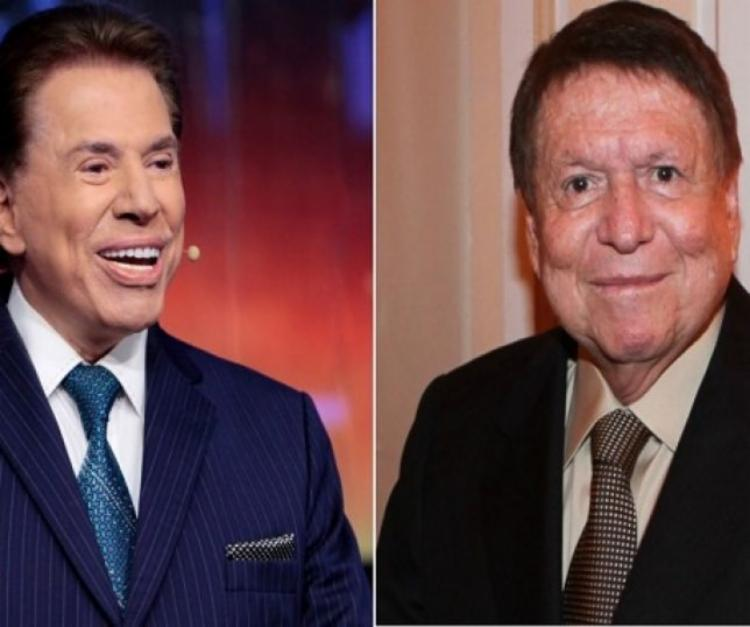 Os caminhos de Boni e Silvio se cruzaram desde o início da TV Globo, onde o comunicador tinha um programa dominicial   Foto: Reprodução - Foto: Reprodução