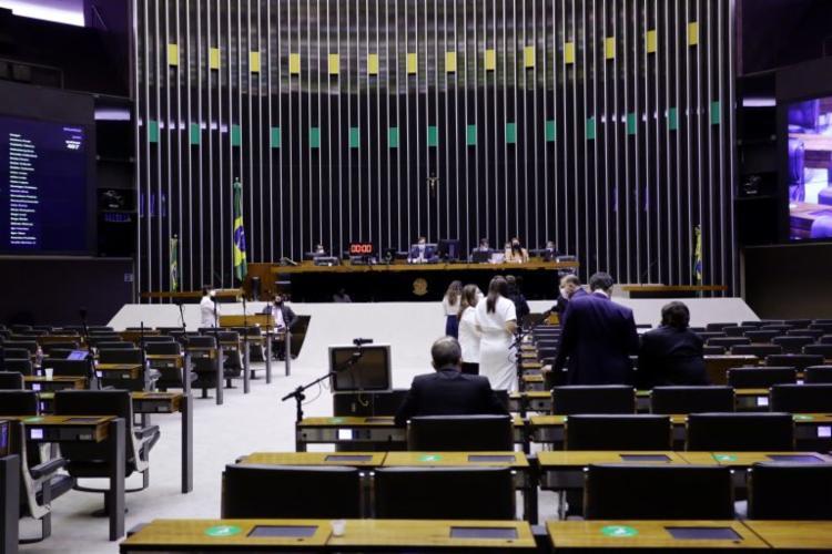 Câmara dos Deputados aprovou, por 408 votos a 9, nesta segunda-feira, 14, o projeto conhecido como Lei Kandir - Foto: Divulgalão