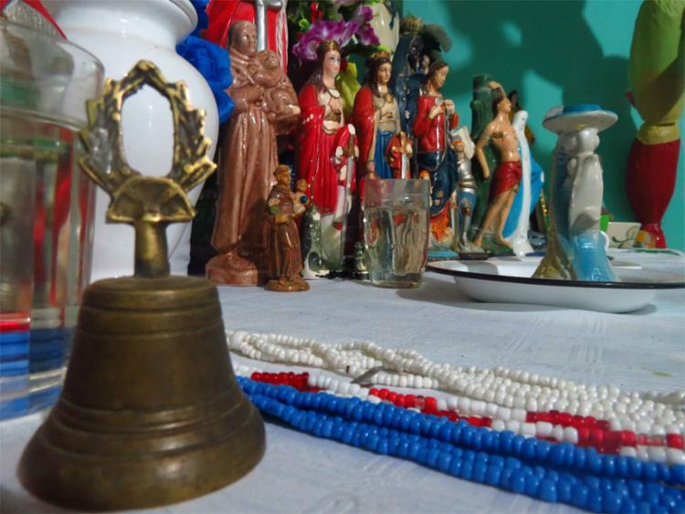Os terreiros de jarê – candomblé nativo da Chapada Diamantina – buscam manter a visibilidade das casas de santo | Foto: Divulgação | jare.redelivre.org.br - Foto: Divulgação | jare.redelivre.org.br
