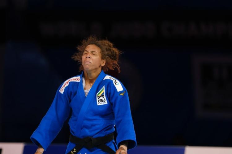 Flagrada em exame antidoping, campeã olímpica está fora de Tóquio | Foto: Roberto Castro | Rede do Esporte-GOV - Foto: Roberto Castro | Rede do Esporte-GOV