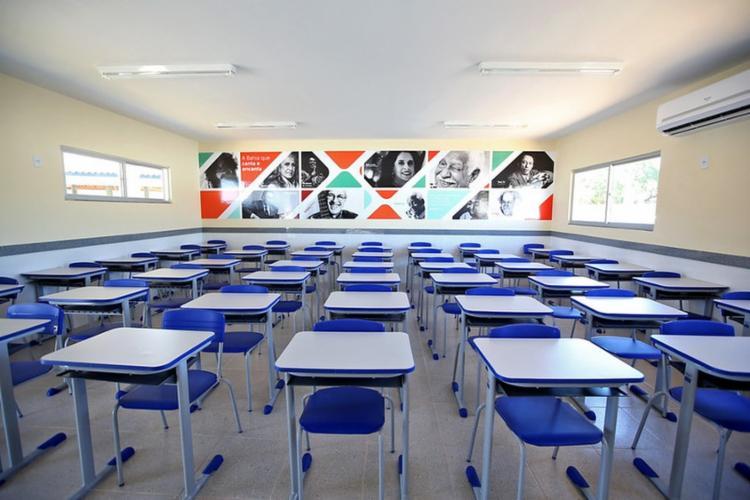 Dados são anteriores ao fechamento das escolas devido à pandemia de Covid-19 | Foto: Paula Fróes | GOVBA - Foto: Paula Fróes | GOVBA