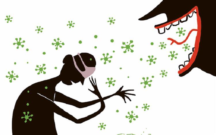 Ainda não aprendemos, diante de tudo que vivemos até aqui, que o nosso comportamento em sociedade afeta outras vidas?   Foto: Bruno Aziz   Editoria de Arte A TARDE - Foto: Bruno Aziz   Editoria de Arte A TARDE