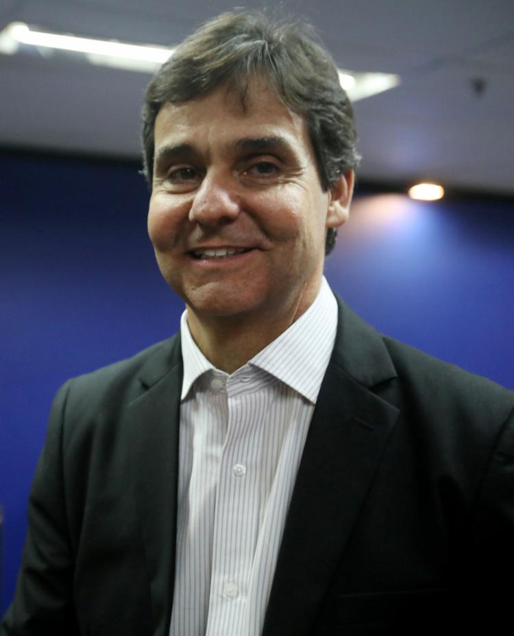 Cláudio Cunha, presidente da Ademi-Bahia | Foto: Felipe Iruatã | Ag. A TARDE | 21.11.2019 - Foto: Felipe Iruatã | Ag. A TARDE | 21.11.2019