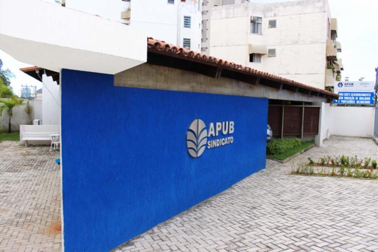 A votação para o novo presidente da Apub-Sindicato foi iniciada na segunda-feira, 30   Foto: Reprodução   Facebook - Foto: Reprodução   Facebook