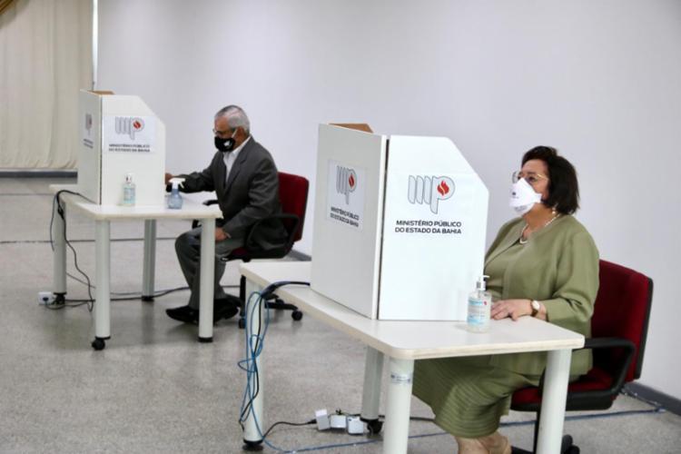 Confira os novos membros eleitos | Foto: Humberto Filho | Divulgação | MP-BA - Foto: Humberto Filho | Divulgação | MP-BA
