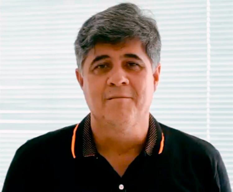 Luís Careca chegou a ser intubado e sedado na UTI | Foto: Divulgação - Foto: Divulgação