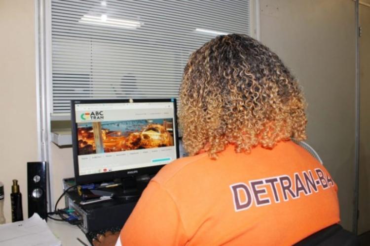 O sistema anterior era de responsabilidade da Associação Bahiana de Clínicas de Trânsito (Abctran) | Foto: Itailuan dos Anjos | Detran-BA - Foto: Itailuan dos Anjos | Detran-BA