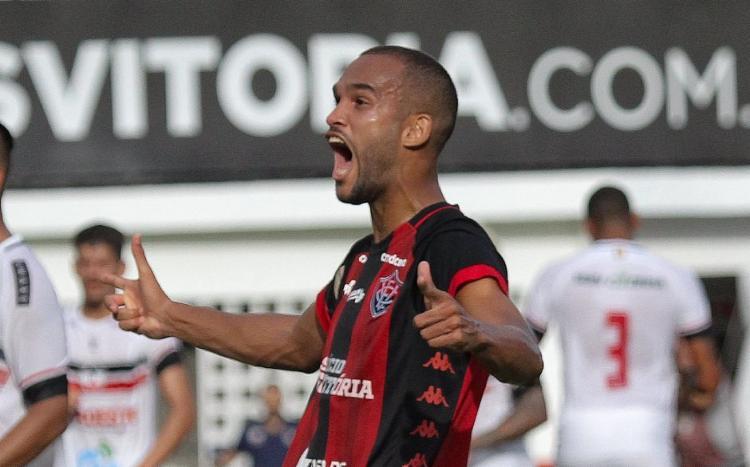 Zagueiro foi contratado pelo Vitória no fim do ano passado   Foto: Letícia Martins   E.C.Vitória - Foto: Letícia Martins   E.C.Vitória