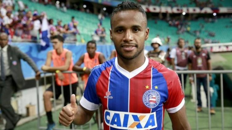 Élber não atua mais pelo Tricolor | Foto: Felipe Oliveira | E.C.Bahia - Foto: Felipe Oliveira | E.C.Bahia