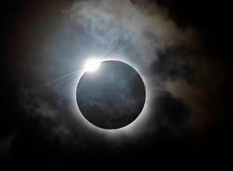 Eclipse solar poderá ser visto de forma mais ampla na região Sul do país | Foto: Arquivo | AFP - Foto: Arquivo | AFP