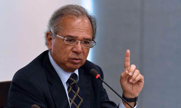 Guedes diz que o país pode encerrar o ano com perda zero de emprego I Foto: Edu Andrade I Ascom I ME - Foto: Edu Andrade I Ascom I ME