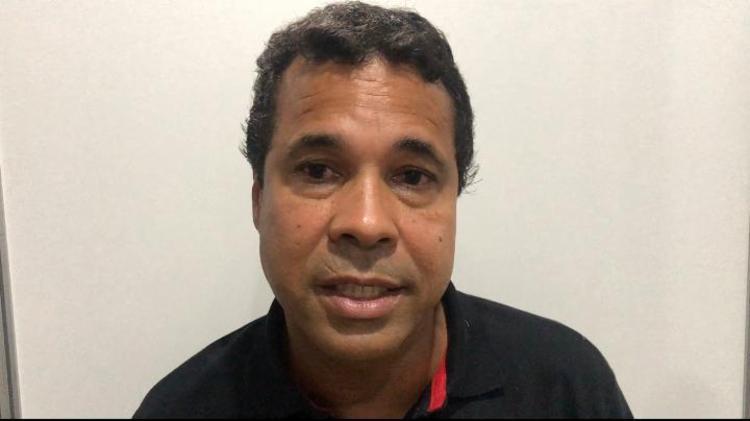 Após comandar a equipe principal, Rodrigo Chagas deve retornar ao time sub-20   Foto: Reprodução   E.C.Vitória - Foto: Reprodução   E.C.Vitória