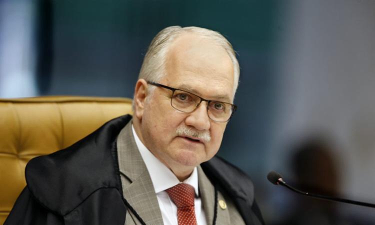 Edson Fachin, determinou que Bolsonaro terá de seguir a lista tríplice para a escolha de reitores de universidades federais - Foto: Divulgação