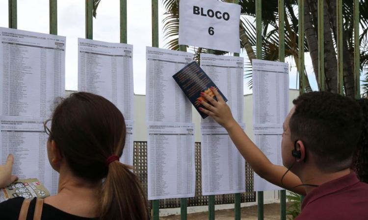 Pelo menos 100 mil candidatos farão a versão digital do exame   Foto: Valter Campanato   Agência Brasil - Foto: Valter Campanato   Agência Brasil