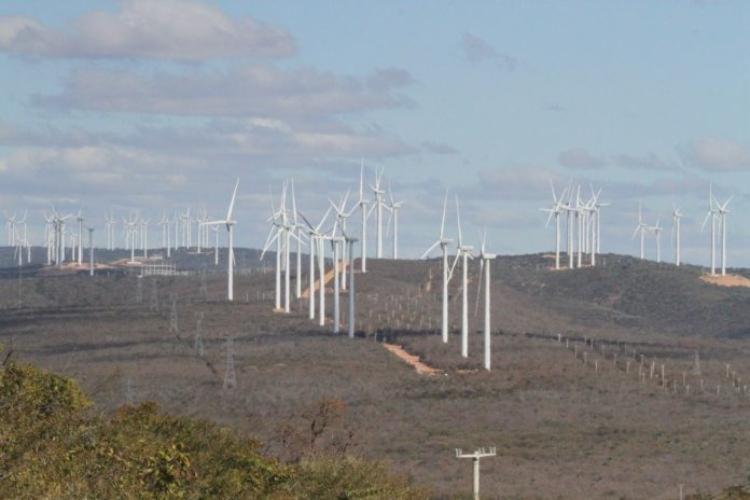 Na última segunda-feira, 12, foi alcançado um pico de 11.715 MW, o suficiente para abastecer 106,8% de todo o Nordeste | Foto: Divulgação | GOVBA - Foto: Divulgação | GOVBA