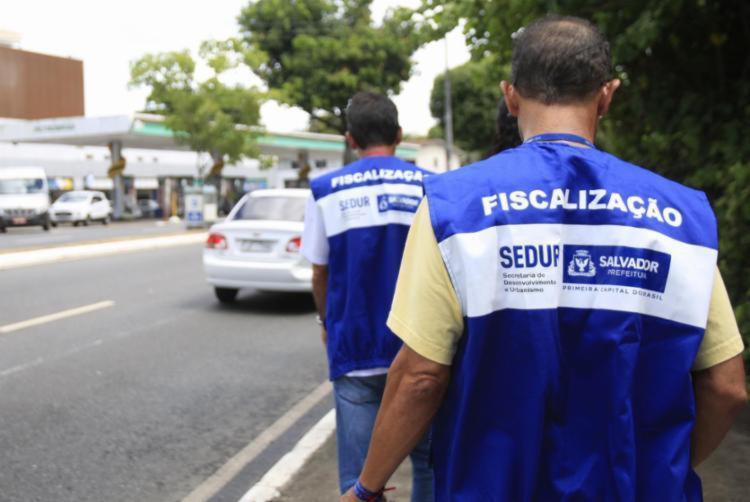 Interdições ocorreram em 56 bairros durante o feriado prolongado de Natal | Foto: Divulgação - Foto: Divulgação