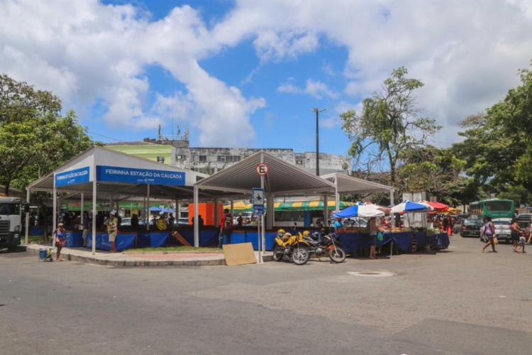 Nova estrutura foi entregue pelo titular da Secretaria Municipal de Ordem Pública (Semop), Marcus Passos   Foto: Divulgação - Foto: Divulgação