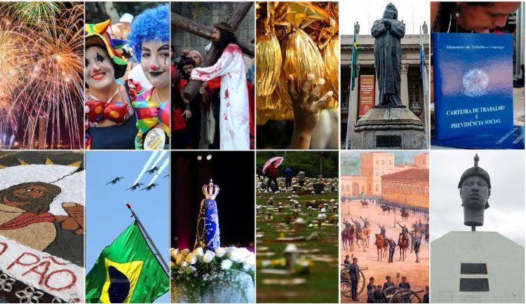 Carnaval deve ser em meados do ano em algumas cidades   Foto: Reprodução   Agência Brasil - Foto: Reprodução   Agência Brasil