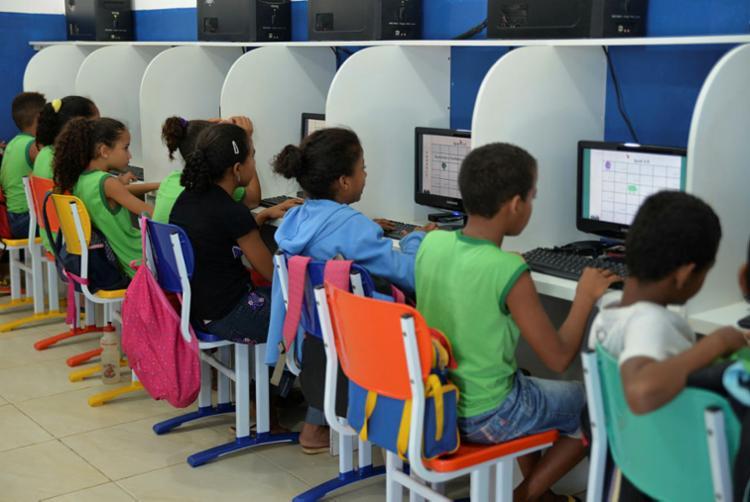 Mudança promovida pelo governo federal reduz valor anual investido na educação de cada aluno | Foto: Mauricio Abreu | ICEP - Foto: Mauricio Abreu | ICEP